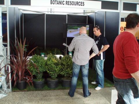 Botanic Resources at 2011 HIA HomeFEST